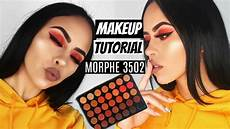 Makeup Looks Using Morphe 3502