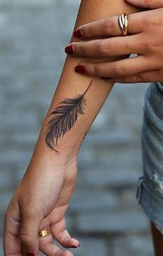 20 Feather Ideas For Tattoos