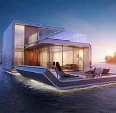 Wohnung Unter Wasser - floating seahorses luxusvilla mit unterwasseretage welt