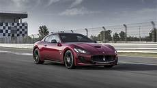 2018 maserati granturismo top speed