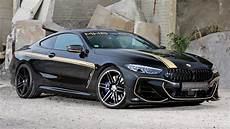 bmw 8 series coupe m850i by manhart looks bad to the bone