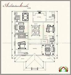 contemporary kerala style house plans traditional kerala style house plan with two elevations