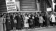 Le Droit De Vote Des Femmes En A 70 Ans