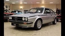 alfa romeo sprint 1982 alfa romeo alfasud sprint veloce 1 5 trofeo edition
