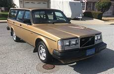 no reserve volvo 240 turbo wagon 4 speed w overdrive for