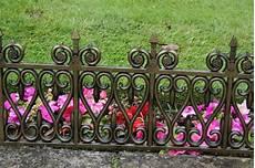bordures de jardin victoriennes 224 embo 238 ter effet fer
