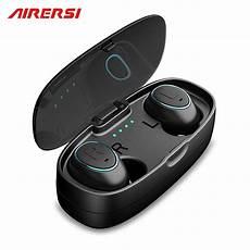 Bluetooth Mini Wireless Earbuds Earphone Noise htk18 tws invisible mini headphones 3d stereo free