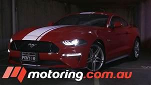 New Car Vault 2018 Ford Mustang GT  Motoringcomau