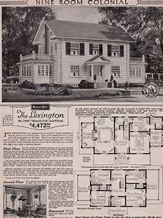 dutch colonial revival house plans tour a real sears roebuck and co mail order craftsman