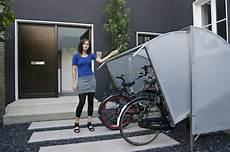 garage stellplatz mini garage sicherer stellplatz f 252 r fahrrad und co