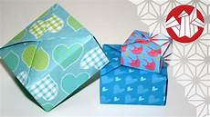tuto origami boite cadeau senbazuru