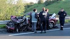 Accident De Voiture De Course Nord Trois Accidents Une Course Poursuite Et Un Mort Sur L A16