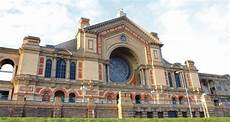 ally pally london capacity ally pally restoration