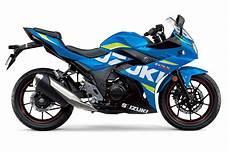 Suzuki Gsx250r 2017