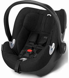 cybex aton q plus infant car seat black