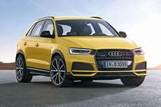 Audi Q3 Und Rs Q3 2015 Facelift Vorstellung Und Preis Des