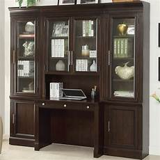 home office furniture wall units parker house stanford complete wall unit with built in