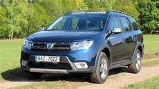 New 2018 Dacia Logan Mcv Stepway Detailed Walkaround