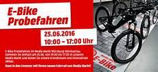 e bike probefahren mediamarkt w 252 rzburg d 252 rrbachau