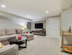 this is a great neutral basement paint color that i often recommend to my clients benjamin