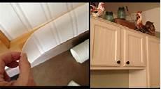 papier peint renovation voici comment r 233 nover des armoires de cuisine avec du