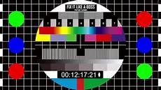 4k Fernseher Test - 4k test pattern uhd 2160p 30 min test card calibration