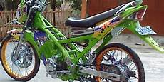 Satria Fu Keren by Otomotif Motor Kumpulan Modifikasi Motor Satria Fu Gambar