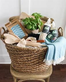 housewarming basket house seven gift ideas