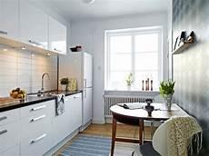 ideen für kleine küchen kleine k 252 che einrichten 44 praktische ideen f 252 r