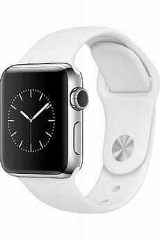 apple apple serie 2 42mm aluminium couleur