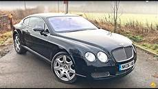 how to work on cars 2006 bentley continental gt electronic valve timing 2006 bentley continental gt mulliner review w12 twin turbo by calvin s car diary youtube