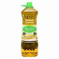 detil produk sania minyak goreng botol 2 liter