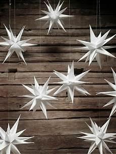 sterne selber basteln 1001 ideen f 252 r weihnachtssterne basteln freshideen
