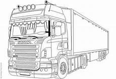 Ausmalbilder Lkw Scania Pin De Nataliq Em камуфляж Imagens Caminh 227 O