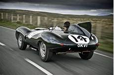 The Jaguar D Type At Goodwood Revival Journey Of The