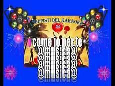 karaoke piccolo fiore karaoke i teppisti dei sogni piccolo fiore itdkmc