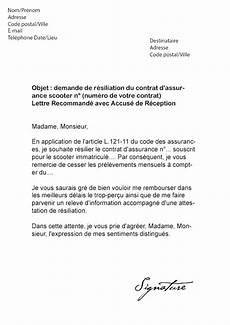 resiliation assurance auto vente lettre annulation vente voiture luxury certificat de vente