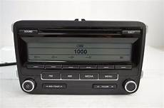 2011 2015 vw volkswagen golf radio cd player 5n0035164 n