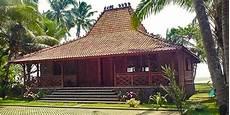 Rumah Adat Jawa Tengah Joglo Pesona Nusantara