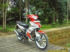 Modifikasi Motor Mx by 20 Gambar Foto Modifikasi Motor Yamaha Jupiter Mx New