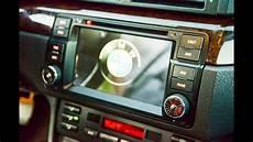 bmw e46 dvd dynavin autoradio mp3 usb navigation touch