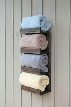 Badezimmer Handtuch Regal - bathroom towel rack 4 tier bath storage everyday towel rack