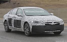2018 Buick Regal Spy Shots