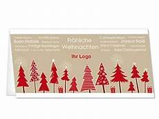 rote weihnachtskarten international karten papier recycling