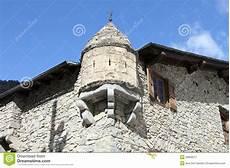 casa de la vall andorra la vella royalty free stock image 28608517