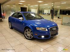 2007 audi s4 4 2 quattro sedan in sprint blue pearl effect 175459 auto j 228 ger german cars