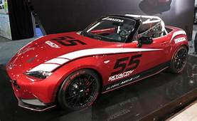 2016 Mazda MX 5 Cup Car Ready To Race Globally &187 AutoGuide