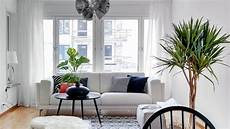 decorating with large indoor plants instant makeover