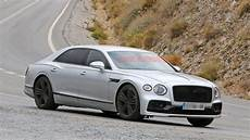 2019 bentley flying spur speed 2021 bentley flying spur speed spied may be a hybrid