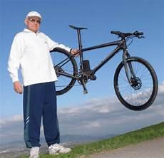 e bike mit 7 66 kg rentner entwickelt ultraleichtes e